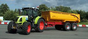 Tractor rijbewijs